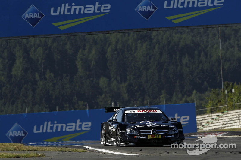 Roberto Merhi, HWA, DTM Mercedes AMG C-Coupe