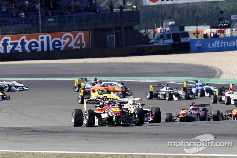 Start Race 1, Raffaele Marciello