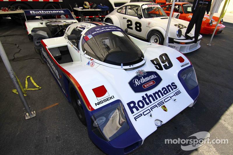 1986 Porsche 962-123