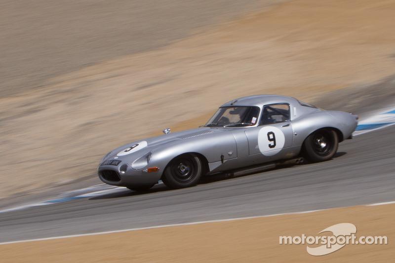 1963 Jaguar XKE Low Drag Coupe