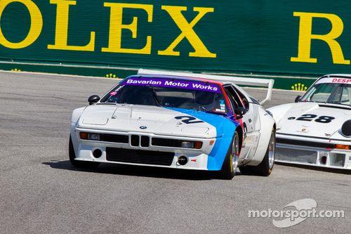 Reunión en Monterey Motorsports
