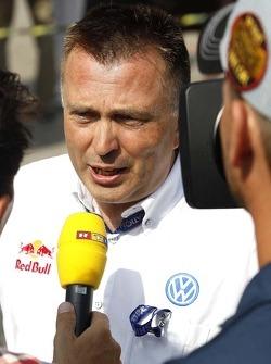 Jost Capito, Head of Volkswagen Motorsport