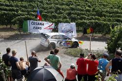 Jari-Matti Latvala, Miikka Anttila, Volkswagen Polo WRC Volkswagen Motorsport