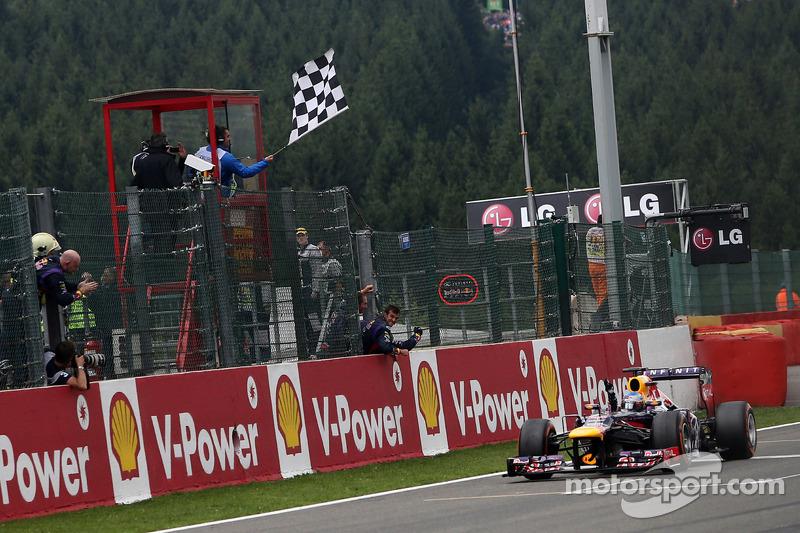2013: Sebastian Vettel