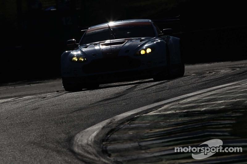 Christoffer Nygaard , Kristian Poulsen, Nicki Thiim, Aston Martin Vantage V8