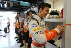 James Calado, Derde rijder Sahara Force India