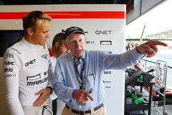 Max Chilton, Marussia F1 Team, ve John Surtees