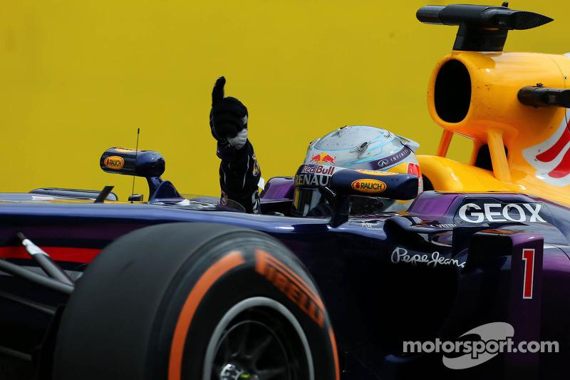 2013: Sebastian Vettel, Red Bull Racing