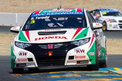 Gabriele Tarquini,  Honda Civic S2000 TC, Castrol Honda WCT Team