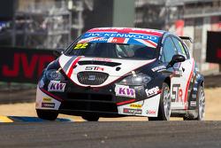 Tom Boardman, SEAT Leon WTCC,Special Tuning Racing