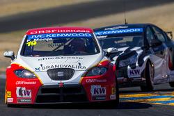 Fernando Monje, SEAT Leon WTCC, Campos Racing