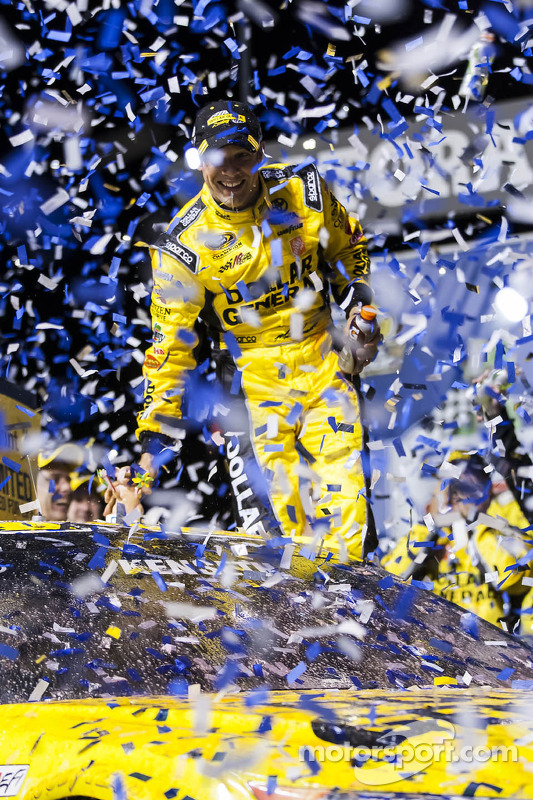 O vencedor Matt Kenseth, Joe Gibbs Racing Toyota