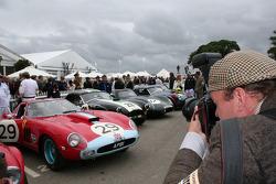 The TT Tourist Trophy grid