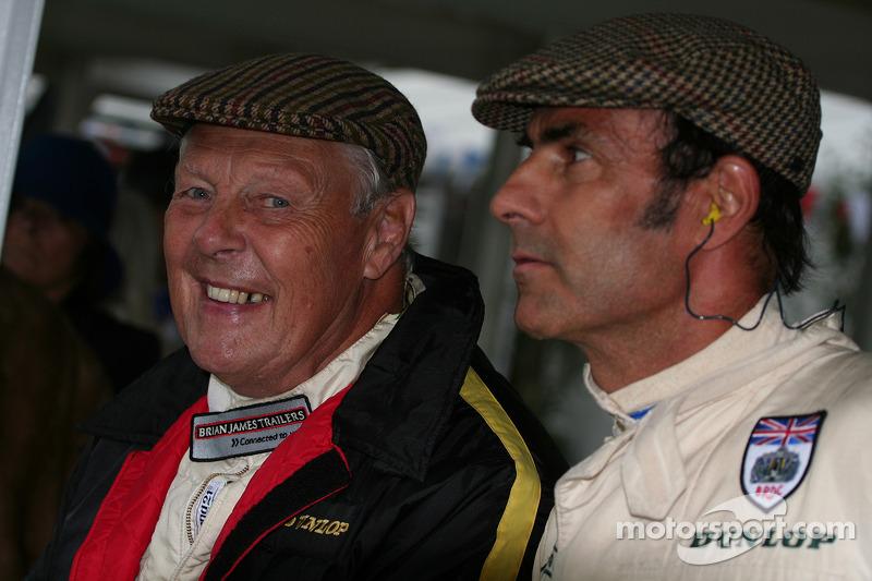 Barrie Williams en Emanuele Pirro