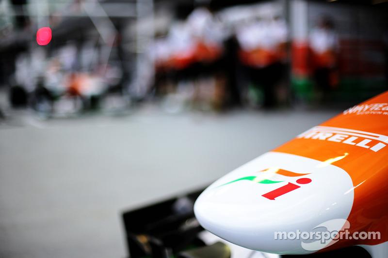 Sahara Force India F1 VJM06 nosecone