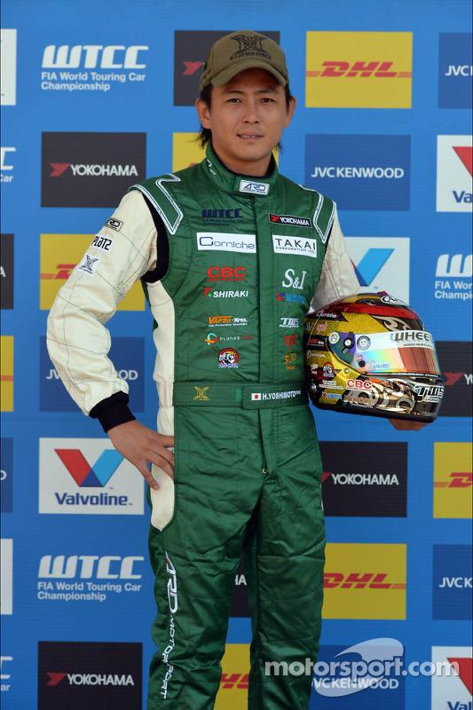 Hiroki Yoshimoto, Chevrolet Cruze 1.6T, Nika Racing