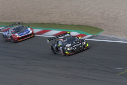 #2 Belgian Audi Club Team WRT: Frank Stippler, Rahel Frey