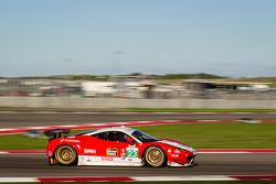 #23 Team West/ AJR/ Boardwalk Ferrari Ferrari F458 Italia: Bill Sweedler, Townsend Bell