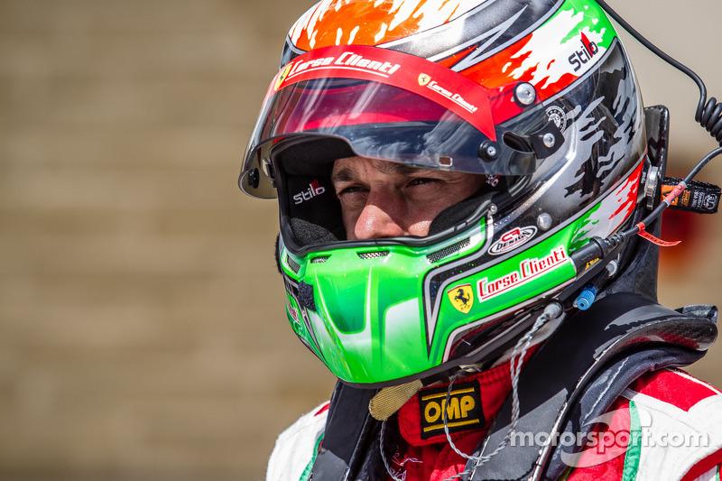 Джанкарло Физикелла (в «Ле-Мане» – семь гонок, две победы в категории LMGTE Pro)