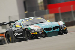 #6 BMW Sports Trophy Team India BMW Z4: Armaan Ebrahim, Filip Sladecka