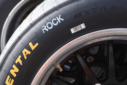 Tire detail