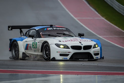 #56 BMW Team RLL BMW Z4 GTE: Dirk Müller, John Edwards