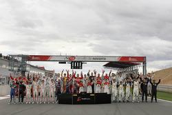 2013 Drivers photoshoot
