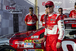 Polesitter Kevin Harvick, Richard Childress Racing Chevrolet