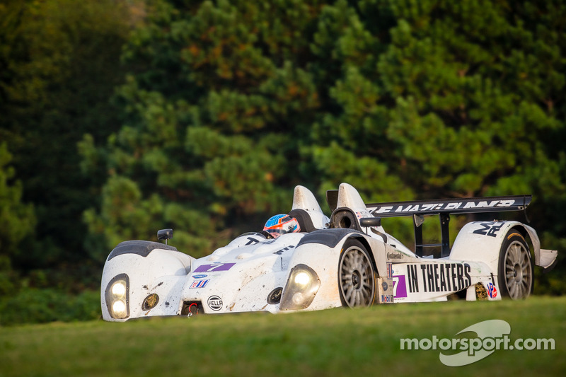 #7 BAR 1 Motorsports Oreca FLM09 Oreca: Rusty Mitchell, Tomy Drissi, James French
