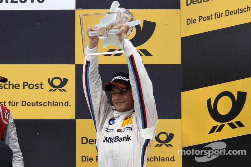 3e plaats Bruno Spengler, BMW Team Schnitzer BMW M3 DTM