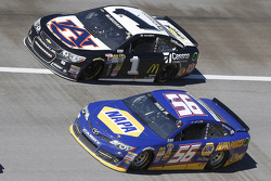 Martin Truex Jr. and Jamie McMurray