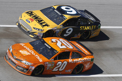 Matt Kenseth and Marcos Ambrose