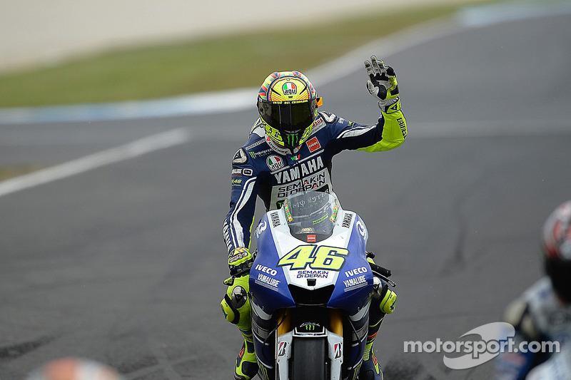 2013: 1 Sieg (Yamaha, MotoGP)