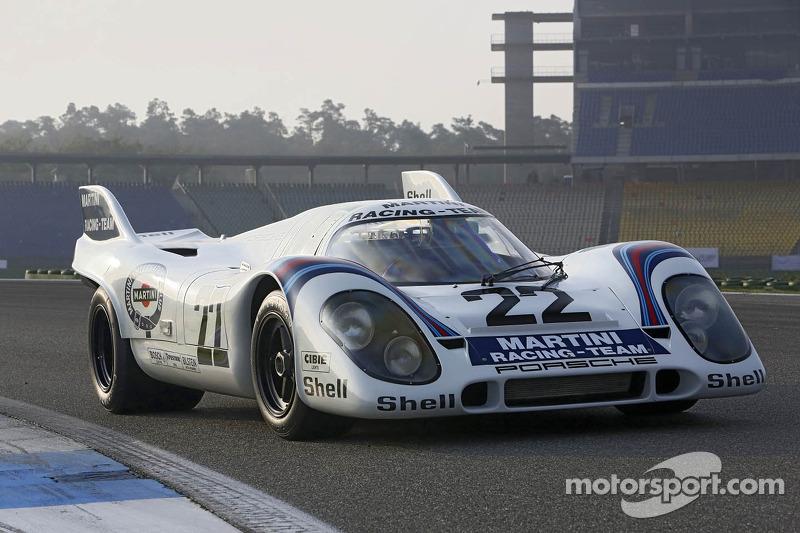 1971: Porsche 917KH