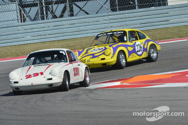 1969 Porsche 911/ #226- 1969 Porsche 911S