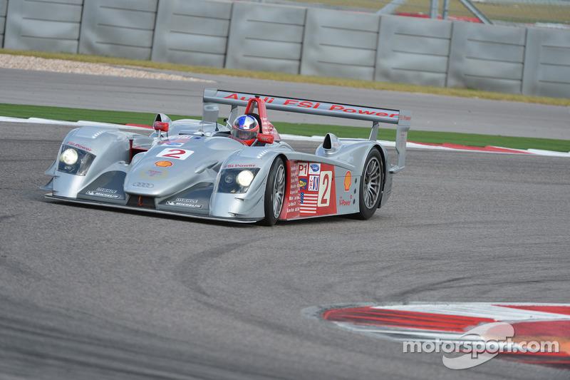 2005 Audi R8 LMPS