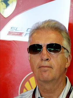 Piero Ferrari, Ferrari Vice-President