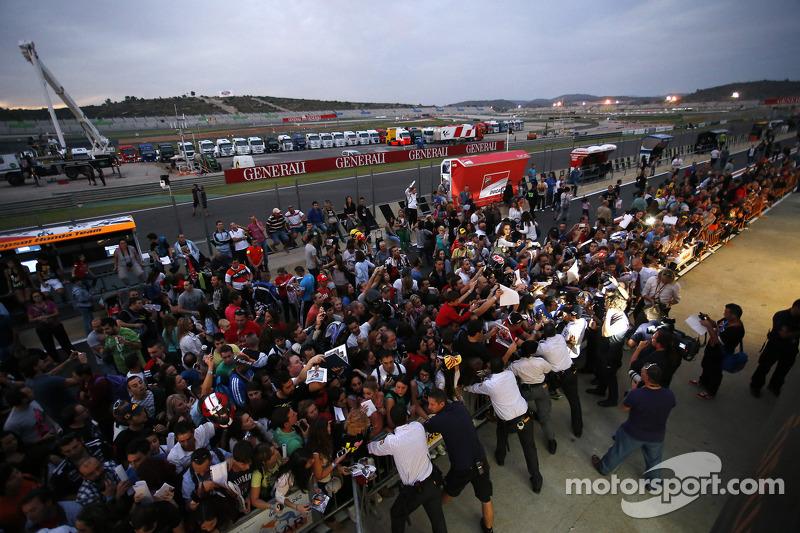 Pole para Marc Márquez, Repsol Honda Team