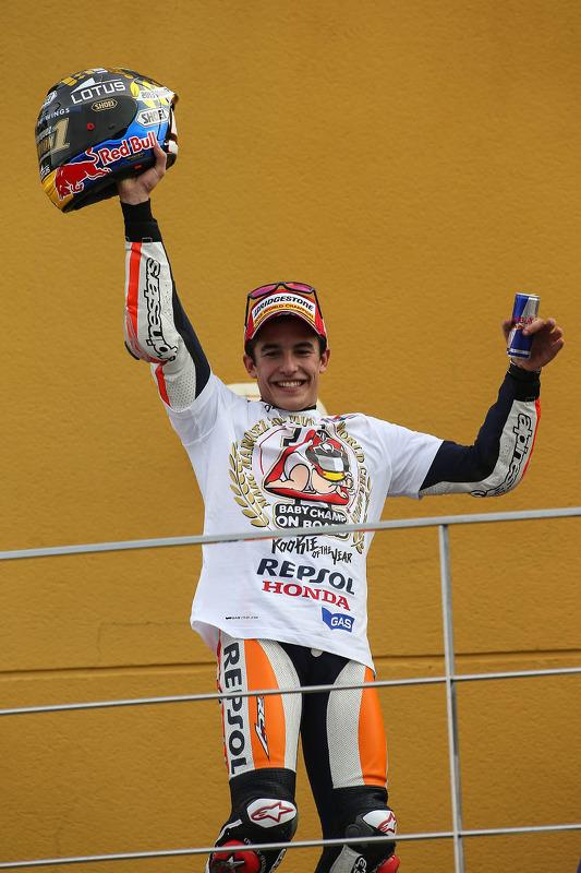 campeão de 2013 Marc Marquez, Repsol Honda Team