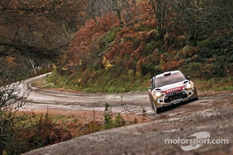 Роберт Кубіца і Мішель Феррара, Citroën DS3 WRC