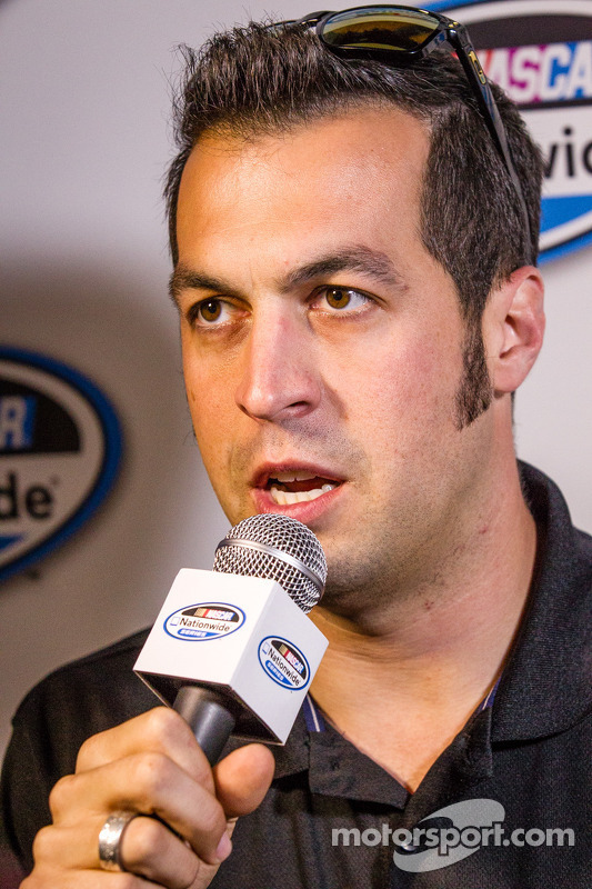 Coletiva de imprensa: Sam Hornish Jr.