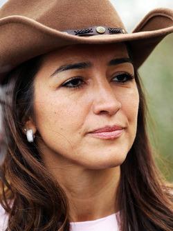 Fabiana Flosi, vrouw van Bernie Ecclestone