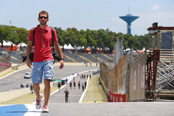 Laurent Charniaux, XPB Images Photographer walks the circuit