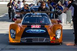 #60 Michael Shank Racing Riley Ford EcoBoost V6: John Pew, Oswaldo Negri