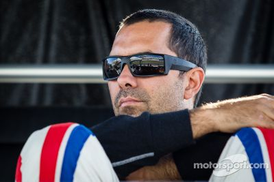 Testfahrten in Daytona, November