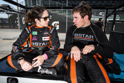 Ana Beatriz and Sean Rayhall
