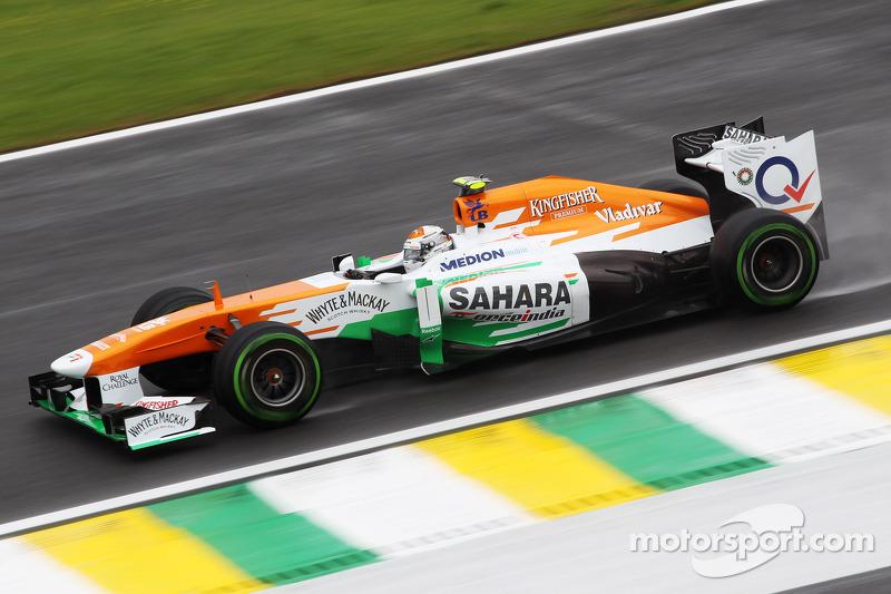 2013: Force India VJM06