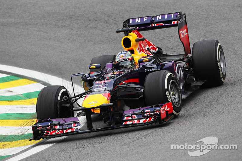 Себастьян Феттель, Red Bull Racing RB9