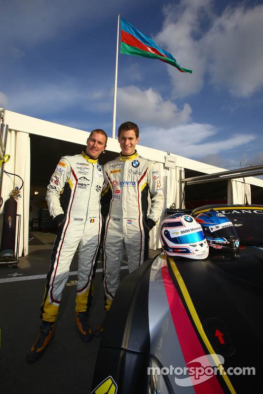 Maxime Martin e Nicky Catsburg