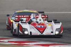Бьорн Вирдхайм, Джон Ланкастер и Вольфганг Райп. Бахрейн, первая тренировка в четверг.